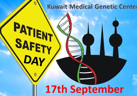 Patient Safety Day 17th September